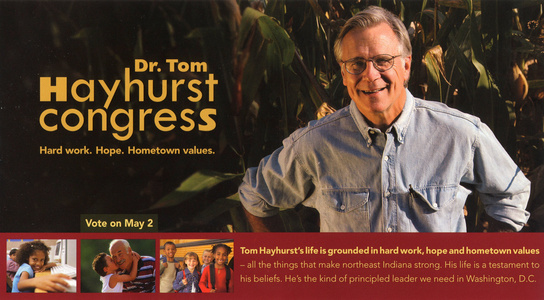 Tom Hayhurst for Congress
